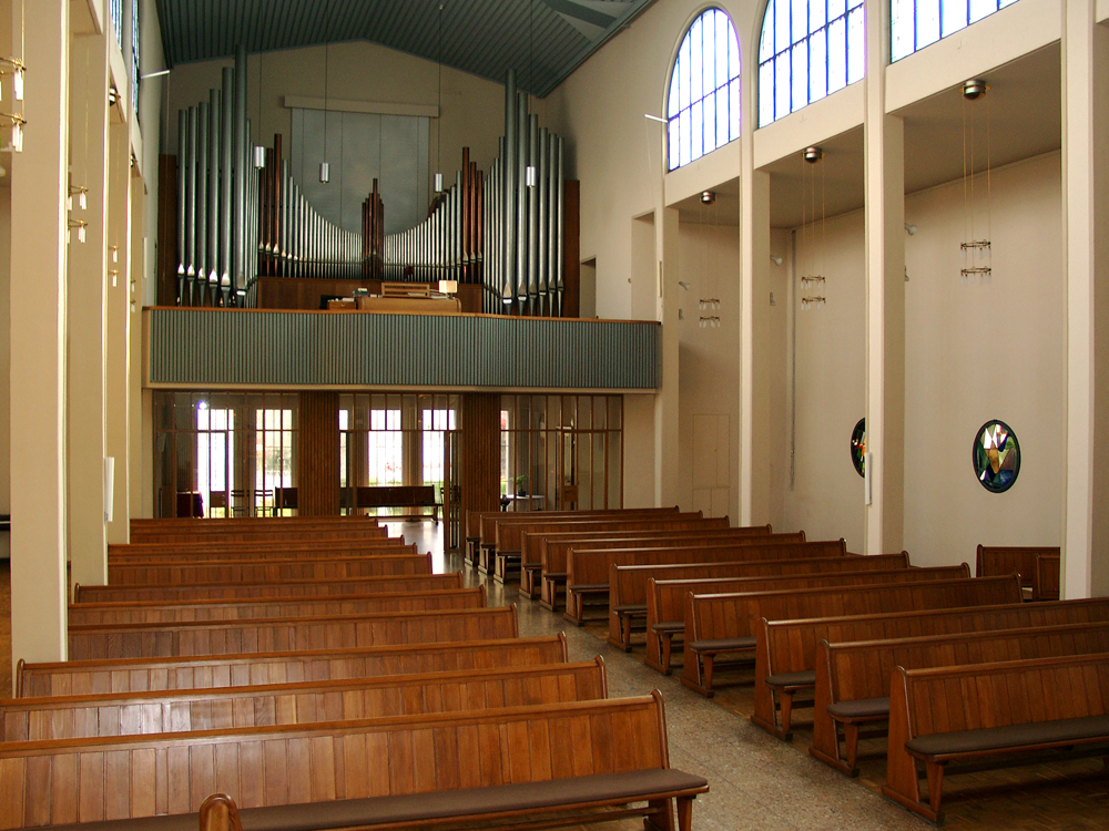 katholische kirche dortmund hombruch